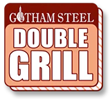 Gotham Steel™ Double Grill